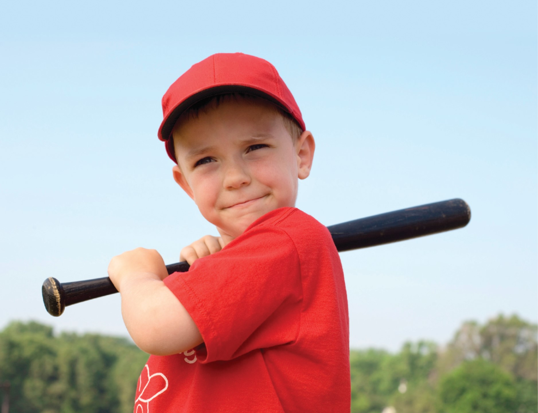 Batter up!  When you show your support for our youth programs, the whole community benefits.